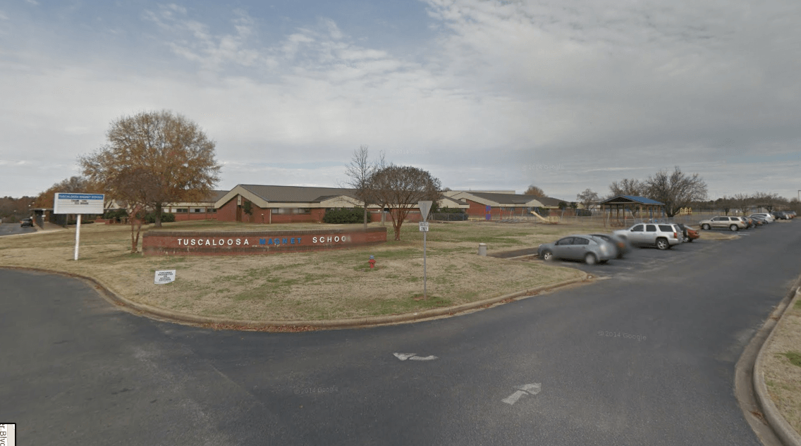 Tuscaloosa City Area – Tuscaloosa Magnet School Safe Room
