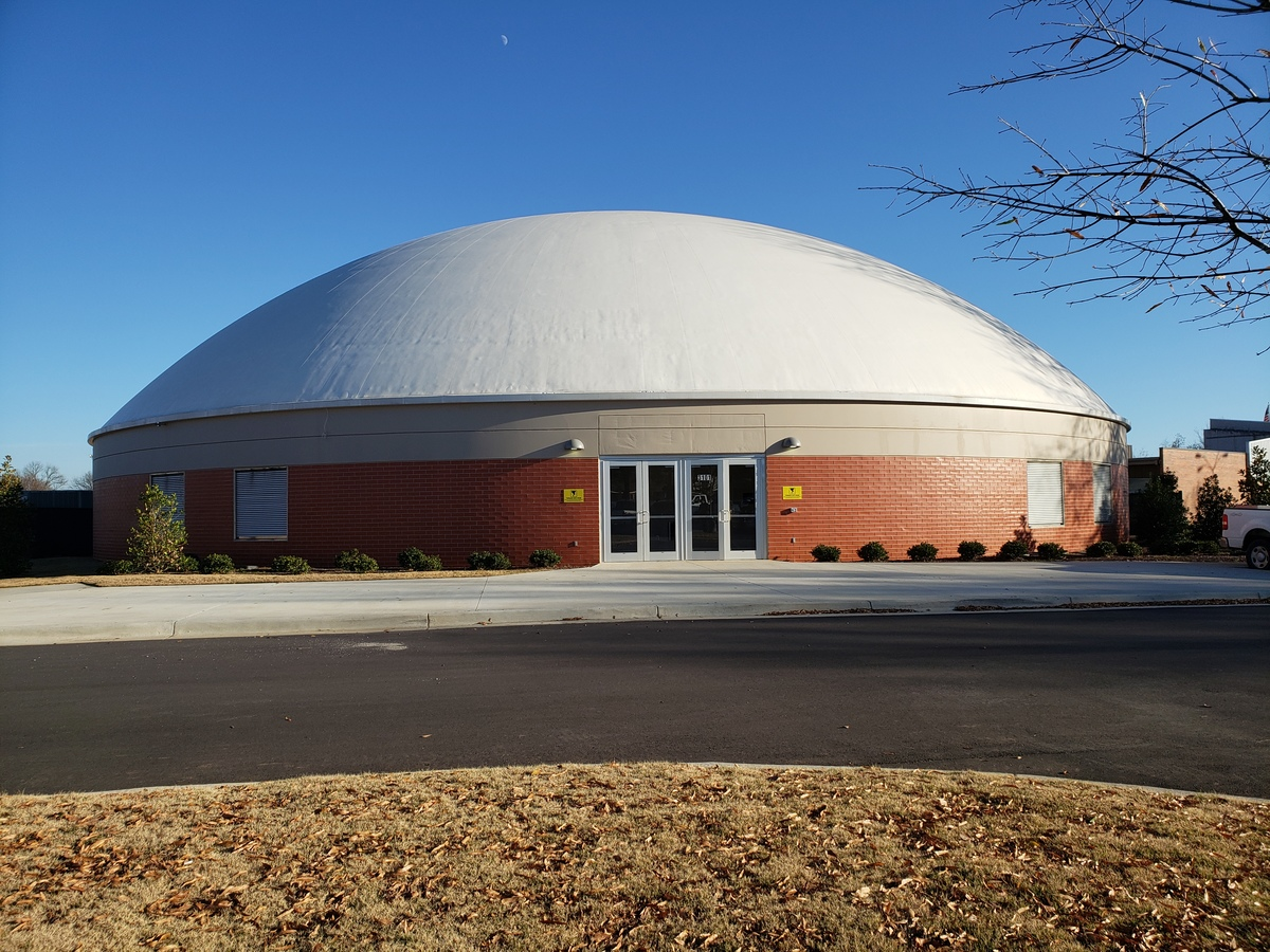 McDonald Hughes Center