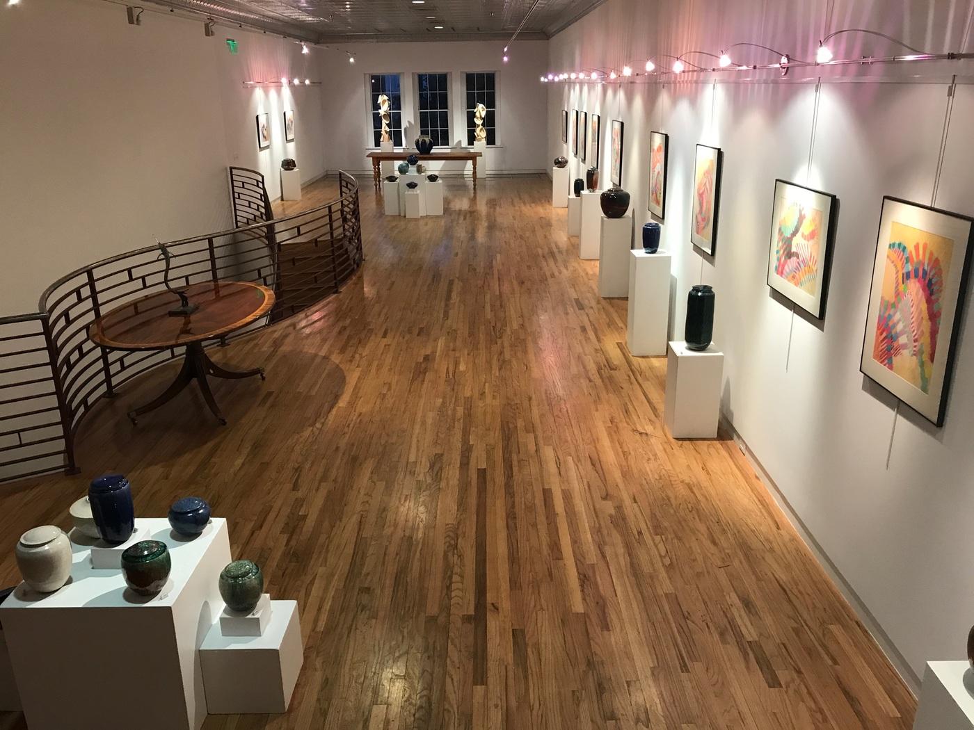 harrison galleries first friday