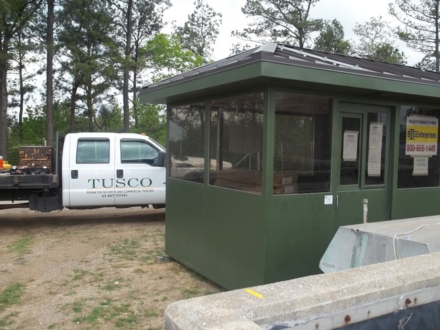 Prefabricated High Security ECP Guard Booths Suppliers USA & Canada