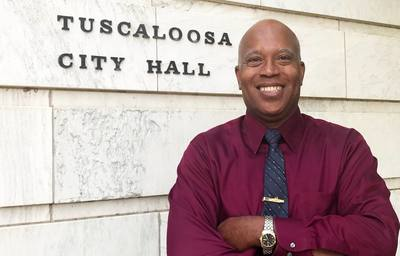 Tuscaloosa's Mayor Maddox Names Mark Fields as New City Clerk