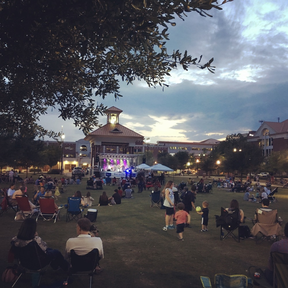 Musical Lineup Set for City of Tuscaloosa's Live at the Plaza Concert Series