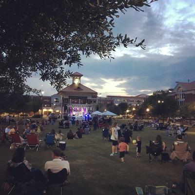 Musical Lineup Set For City Of Tuscaloosas Live At The Plaza
