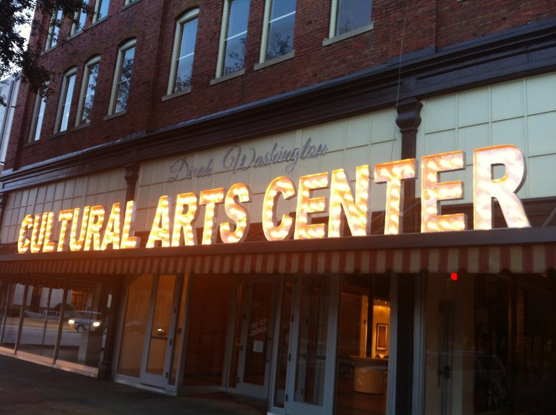 Dinah Washington Cultural Arts Center Galleries