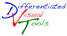 Differentiated Visual Tools