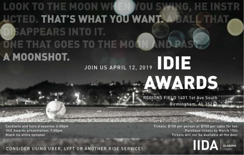 IIDA Alabama IDIE Awards