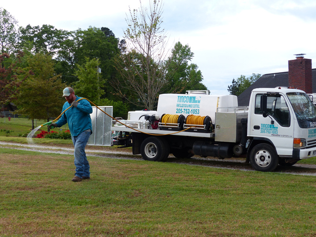 Chemical Spraying & Fertilization