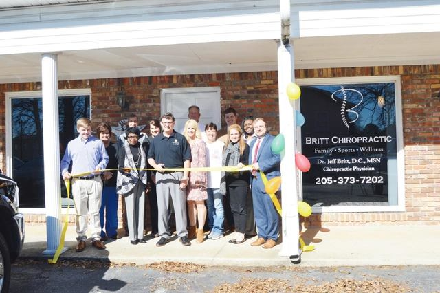 The Aliceville Area Chamber of Commerce welcomed a new business into downtown Aliceville.