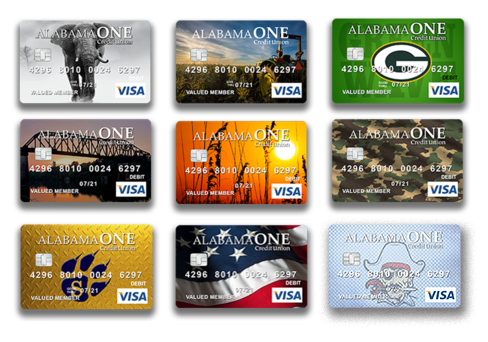 Immediate Credit Card >> Instant Issue Debit Card Alabama One Credit Union