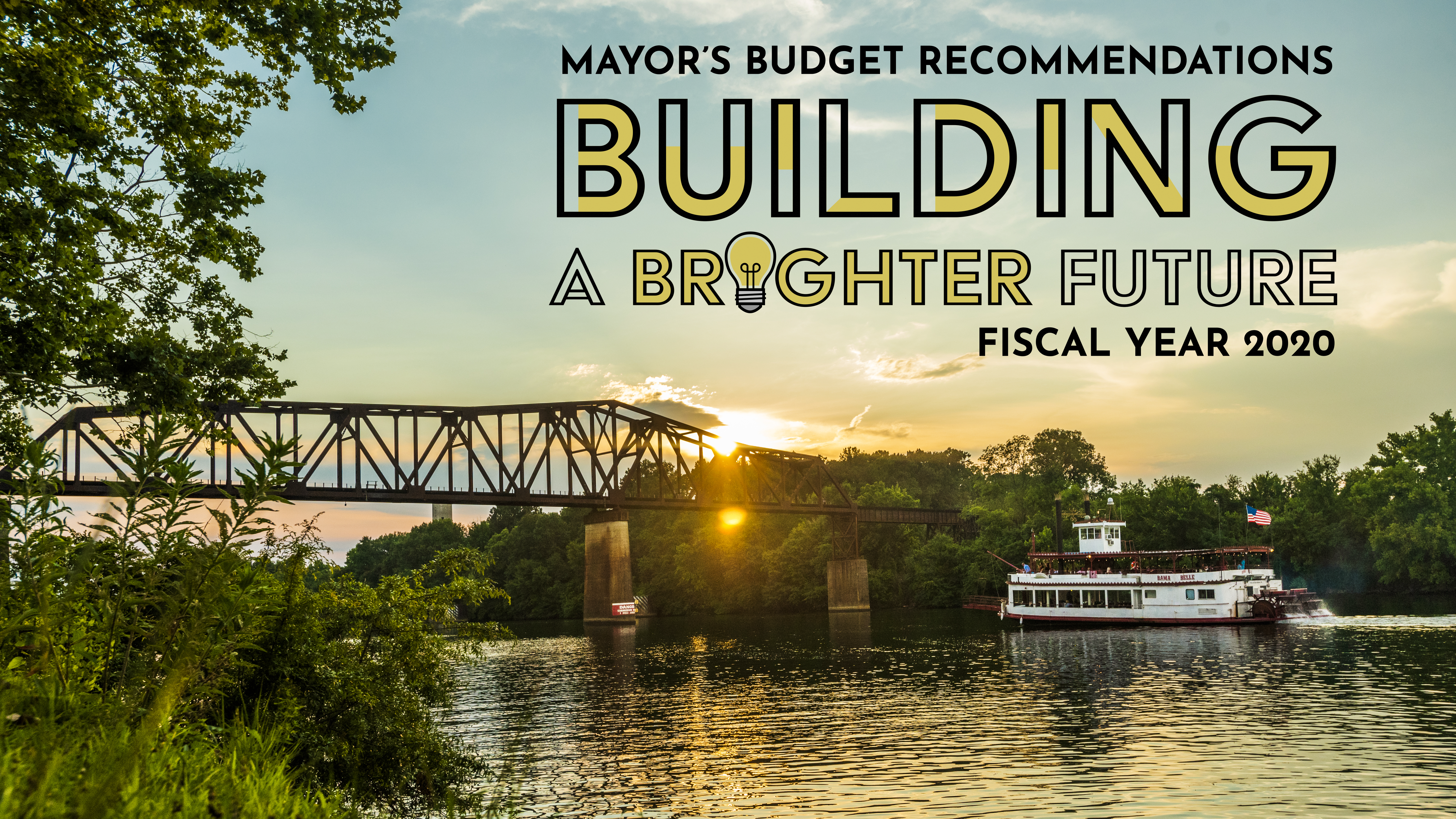 Building a Brighter Future: Mayor's Budget Recommendations for Fiscal Year 2020