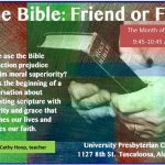 Bible friend or foe edited2