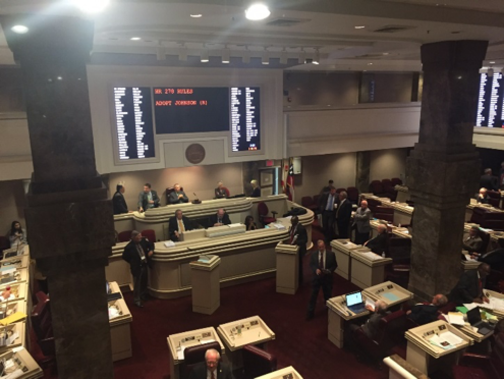 What Happened Week 8 of the Legislative Session and a Look at What's Ahead for Week 9