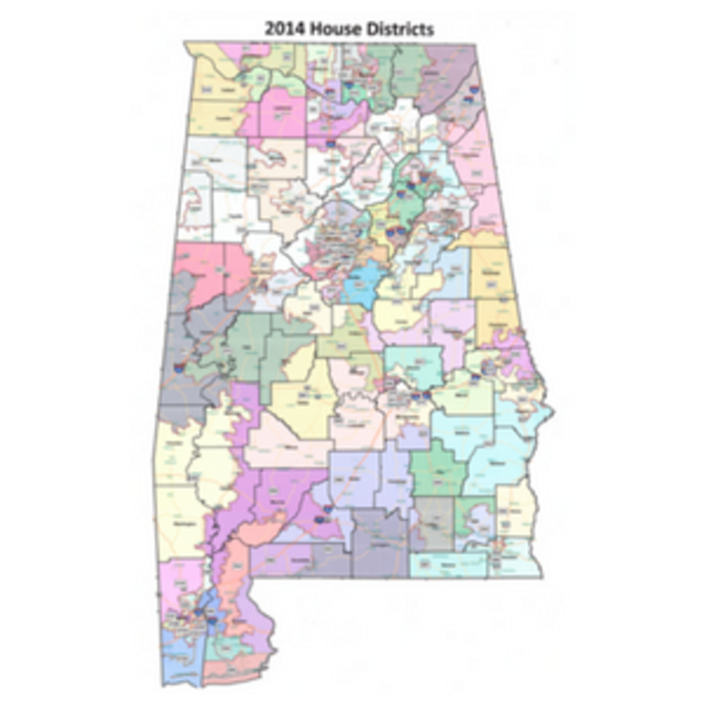 Alabama Redistricting Plans