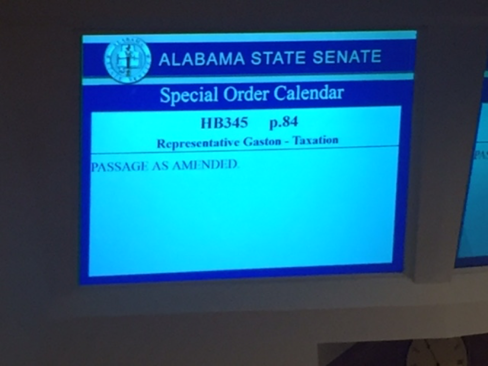 The Historic Tax Credit Bill Passes the Senate!