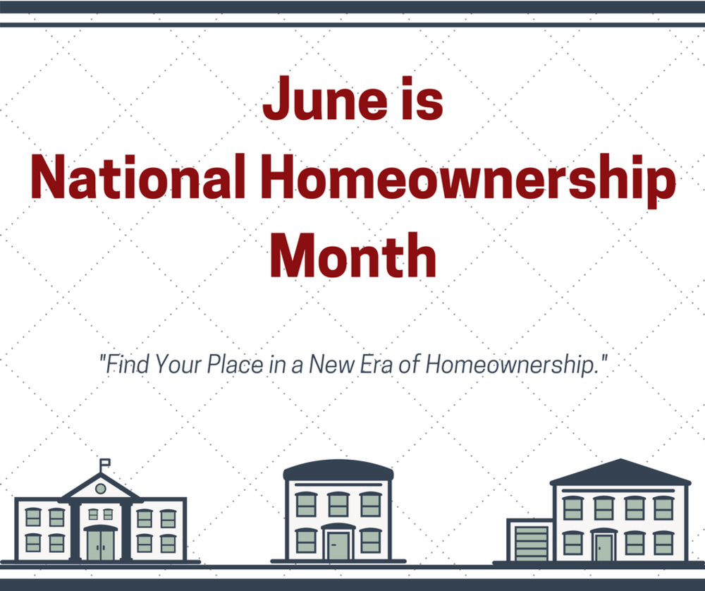 HUD Launches National Homeownership Month in June
