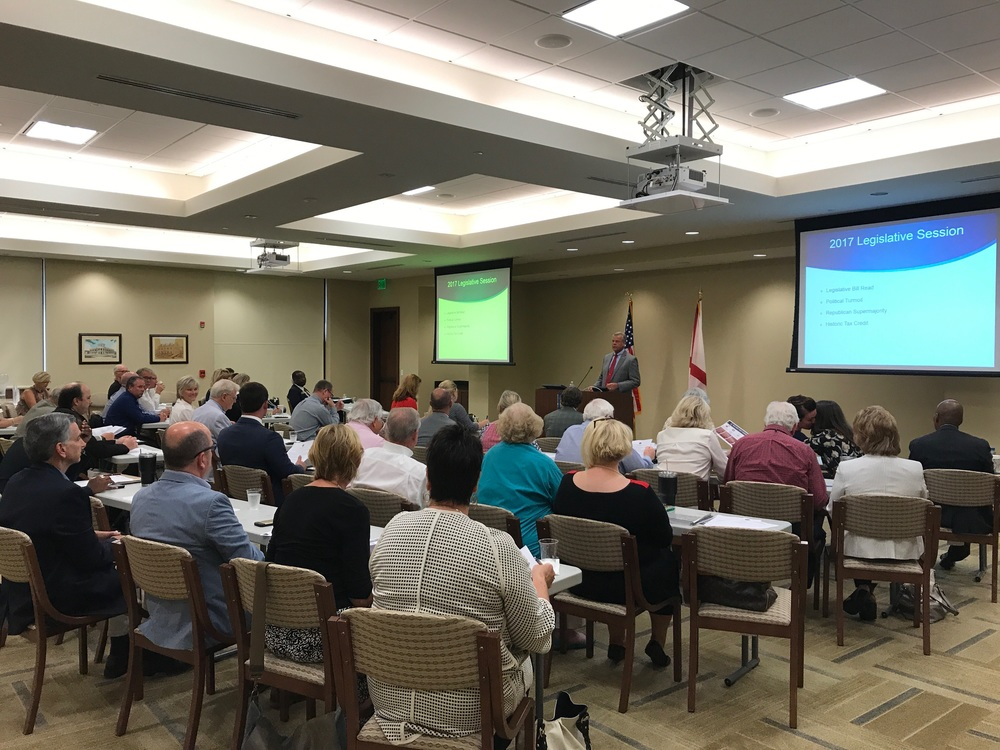 Alabama REALTORS® Holds Public Policy Forum