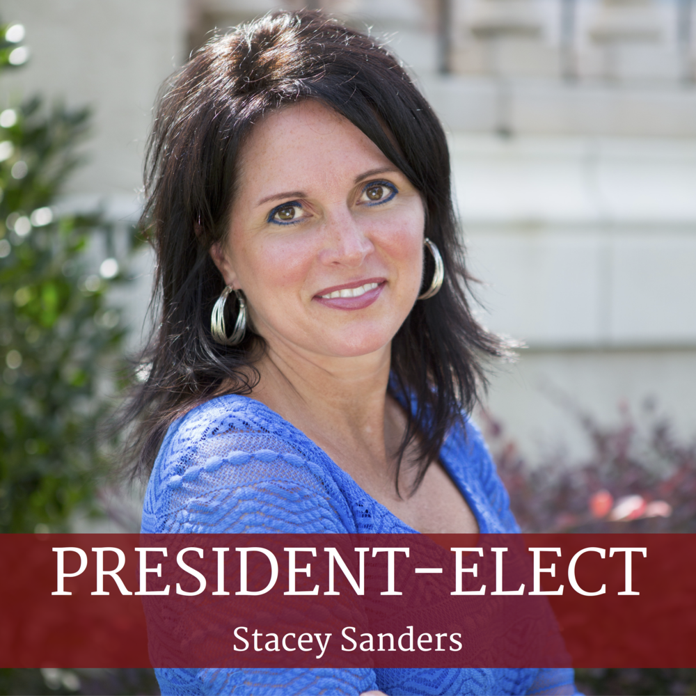 Get to Know 2018 President-Elect, Stacey Sanders