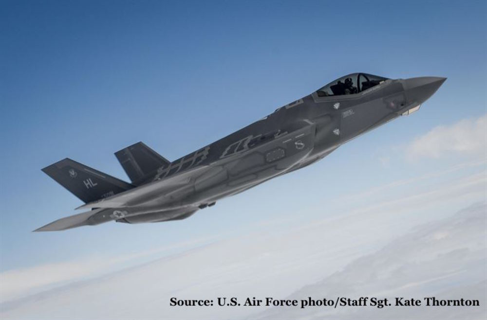 The F-35 Lands in Montgomery