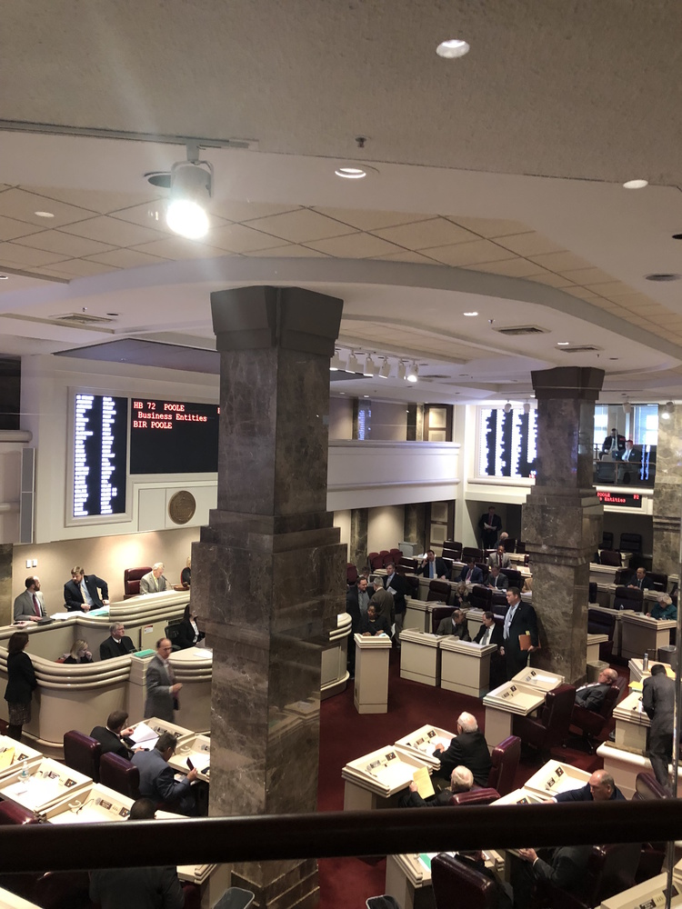 Highlights from Week 2 of the Legislative Session and a Look at What's Ahead for Week 3