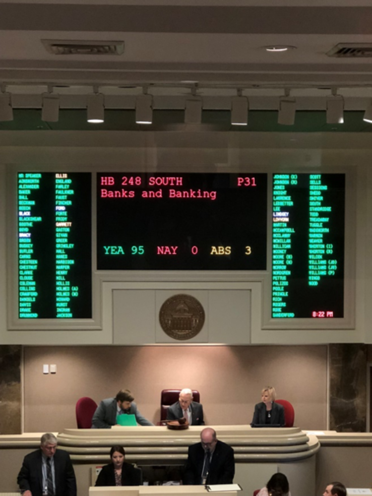 REALTOR® Bill, HB 248, Passes House on REALTOR® Day