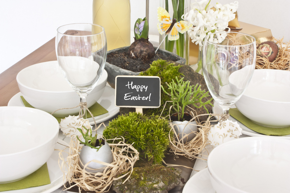 Make Easter a Stress-Free Affair with These Hosting Tips
