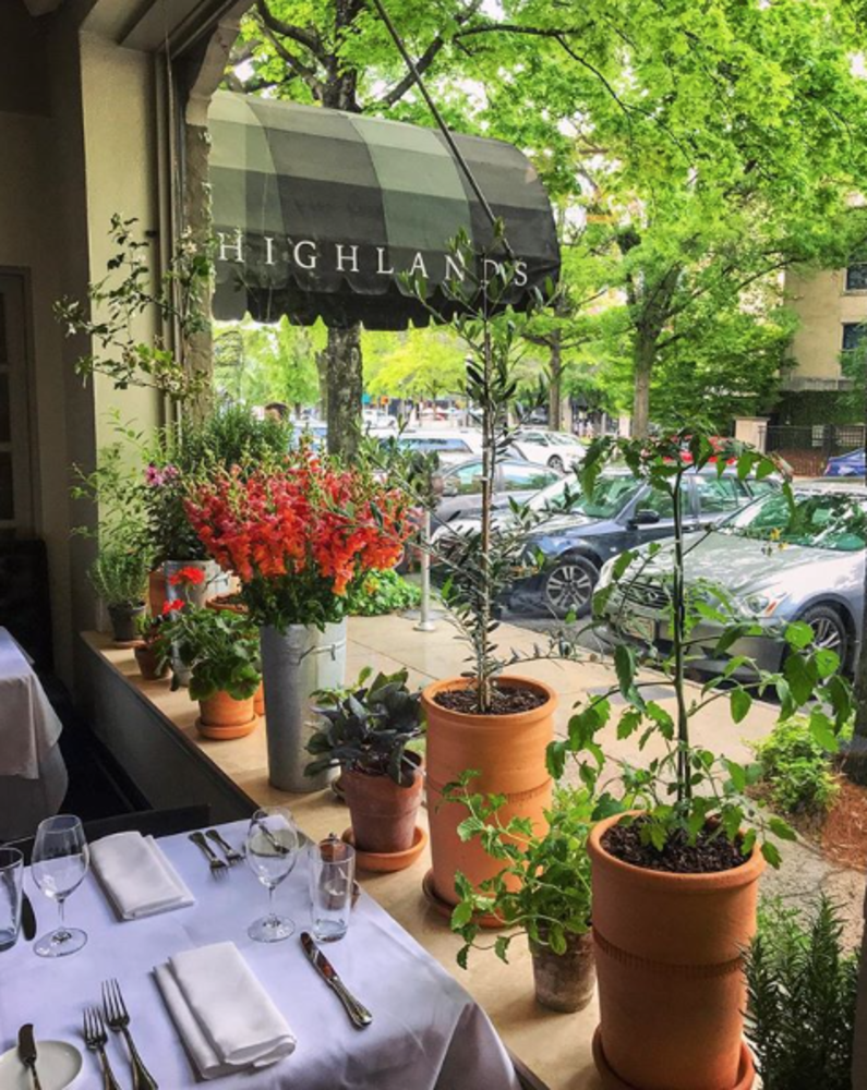 Highlands Bar and Grill Named Most Outstanding Restaurant in America at James Beard Awards