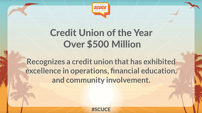 Alabama One Announced Credit Union of the Year
