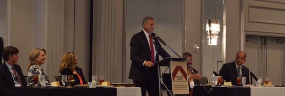 President Pugh Presents to Mortgage Bankers Association of Alabama