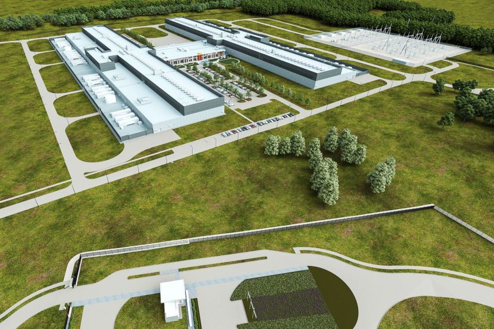 Facebook Bringing $750 Million Data Center to Alabama