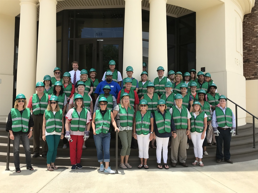 CERT Training Participants Now Certified to Assist