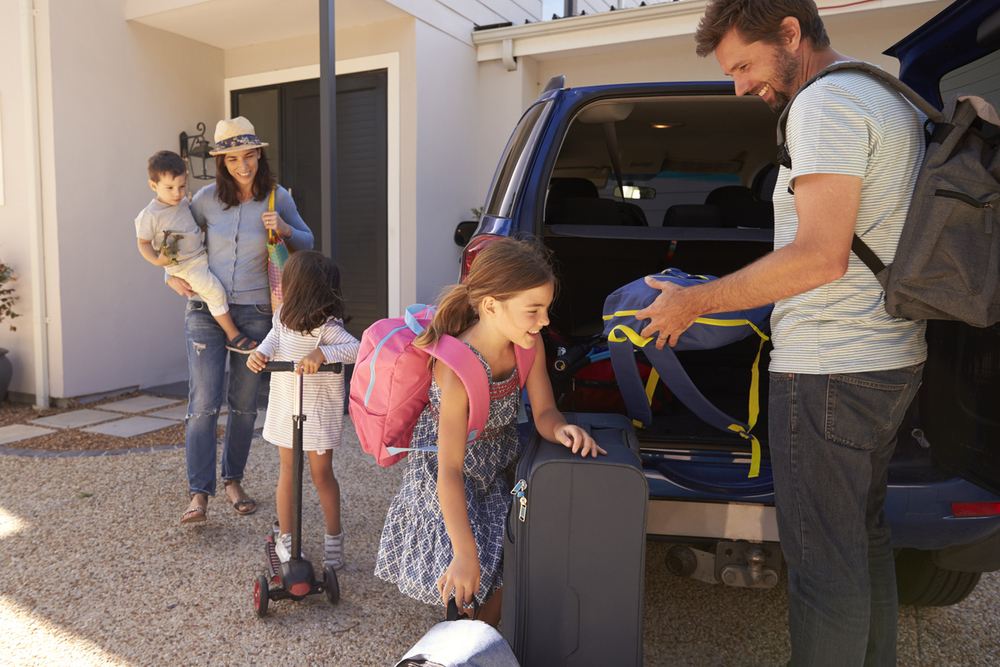 Keep Your Home and Valuables Safe During Summer Travels