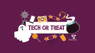 City of Tuscaloosa to Host Third Annual 'Tech-or-Treat' Event at Gateway Innovation and Discovery Center