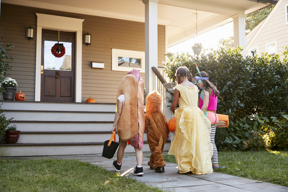 Home Safety Reminders for Halloween
