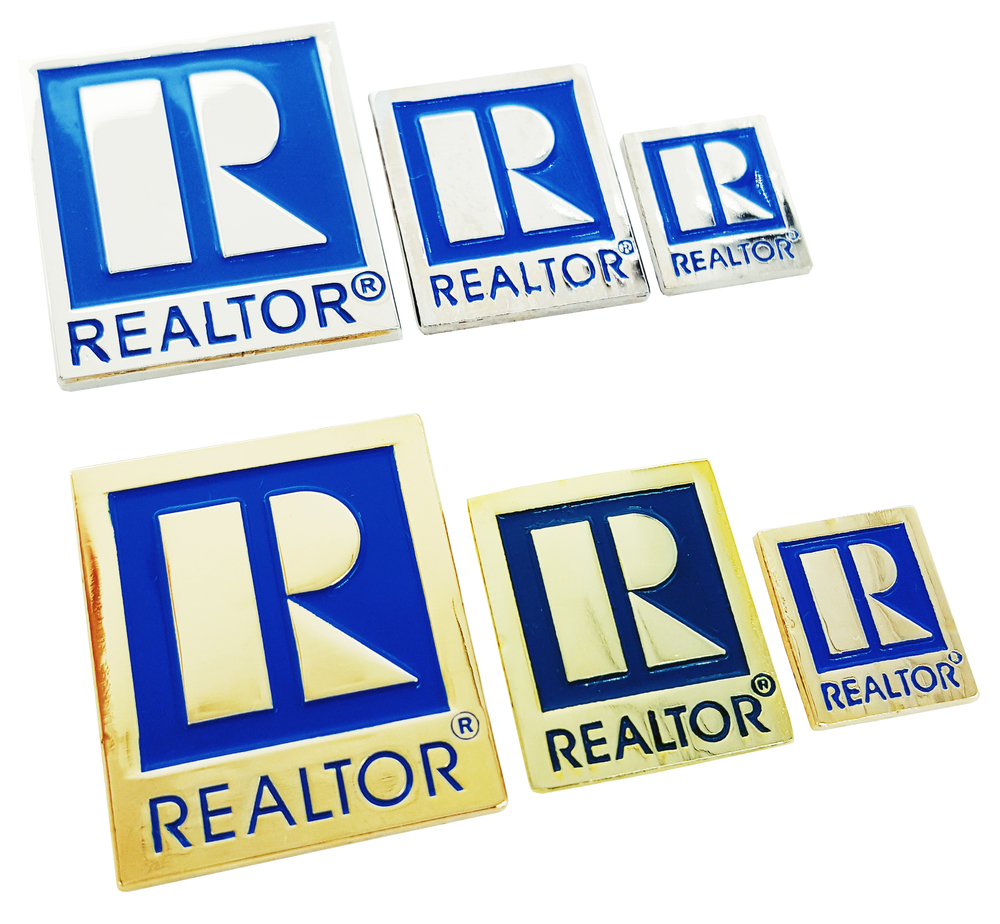 In Danger? Your REALTOR® Lapel Pin Can Help