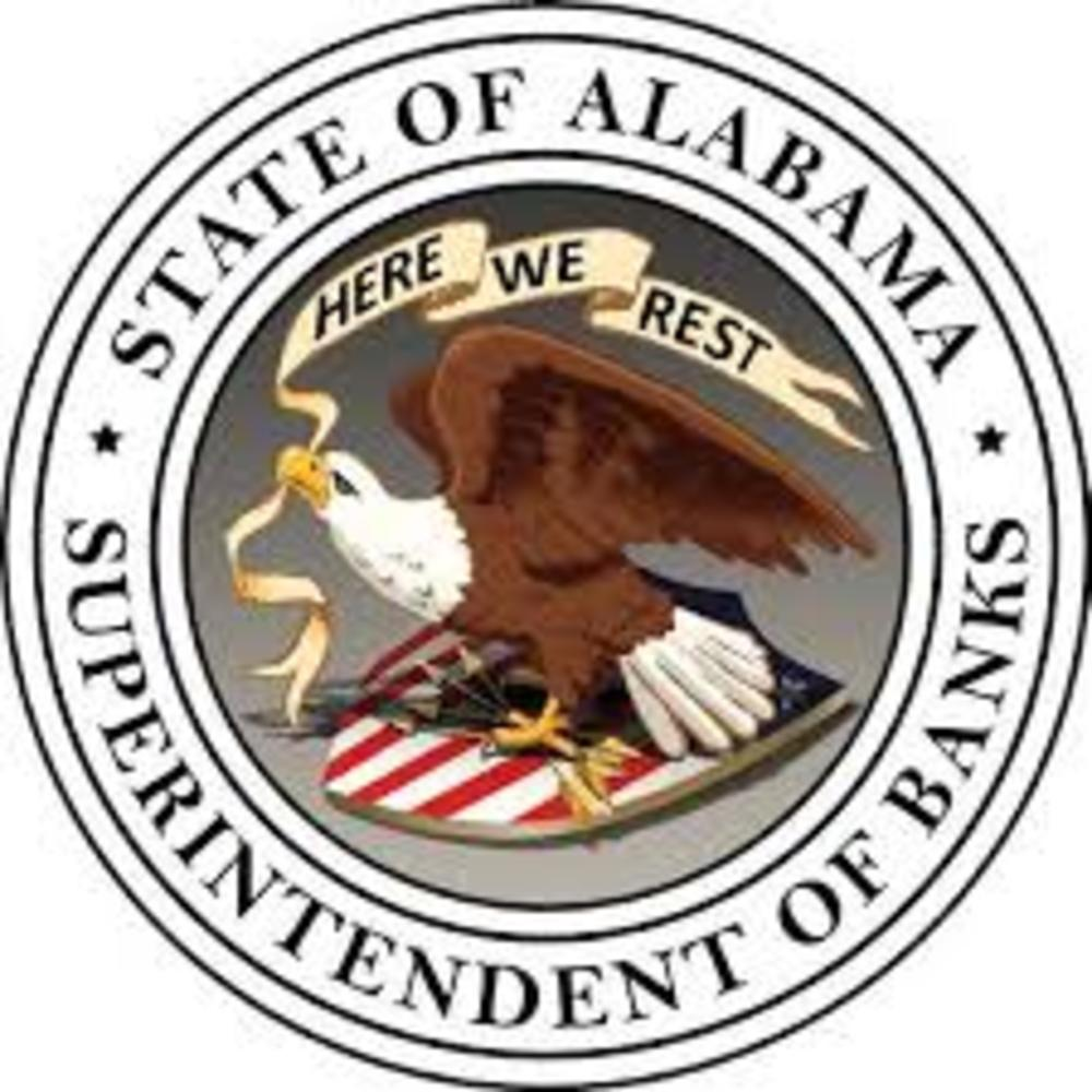 Alabama State Banking Report