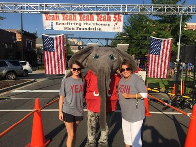 2017 Yeah Yeah Yeah 5k Benefitting the Thomas Plott Foundation