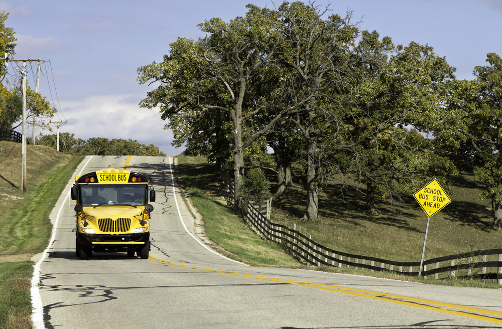 Google Brings Wi-Fi-Equipped School Buses to Alabama Town