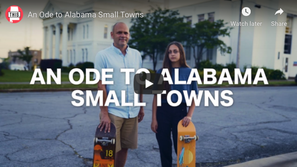 Watch: Incredible 'Ode to Alabama Small Towns' Shows What Makes the State a 'Sweet Home'