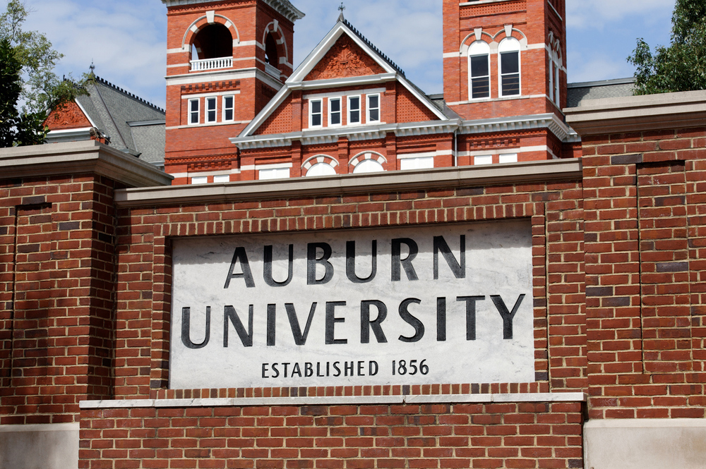 Auburn University Ranked Number One in the Nation for Happiest Students