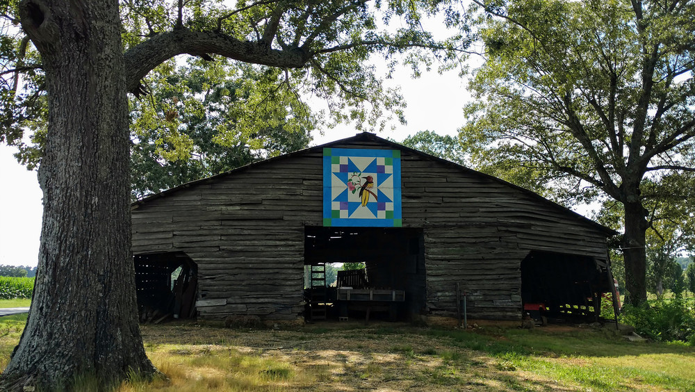 The Story Behind Alabama Barn Quilts