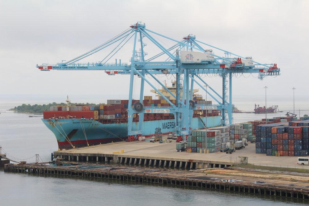 Port of Mobile Receives Federal Authorization to Deepen, Widen Harbor Channel