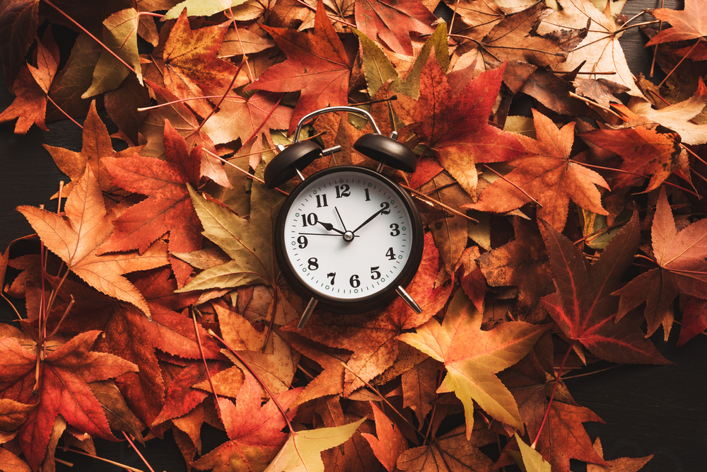 Time Changes This Weekend: Daylight Saving Time Ends Sunday; 'Fall Back' Saturday Night