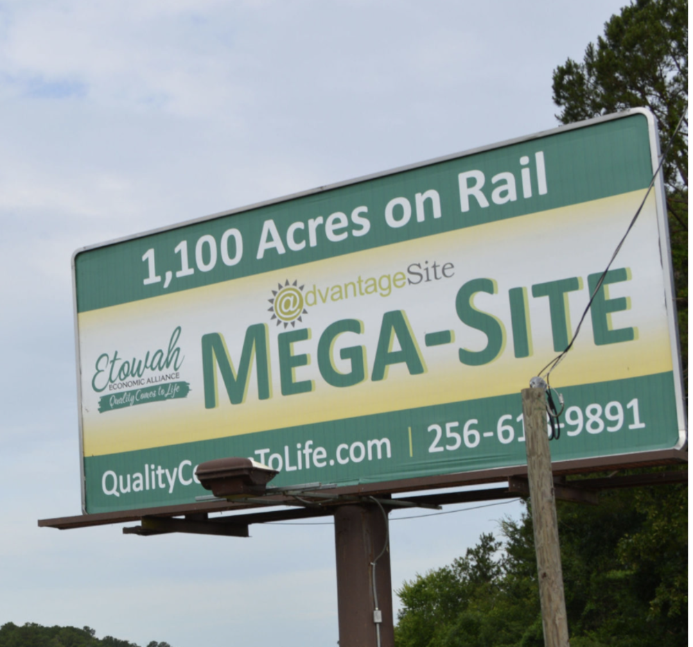 Etowah County Mega-Site To Receive $2.7M In Improvements