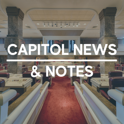 Capitol News & Notes: May 12, 2020
