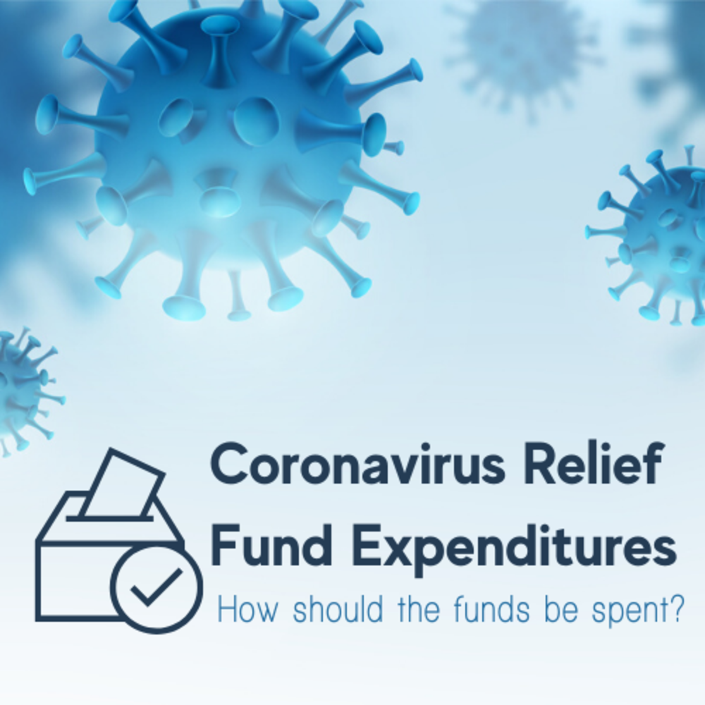 Input Needed: Coronavirus Relief Fund Expenditures