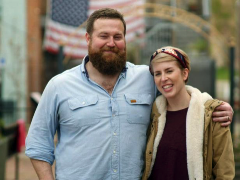 Ben and Erin Napier Announce the Town Selected for New HGTV Series 'Home Town Takeover'