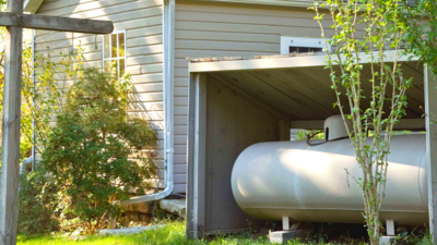 Propane Tanks on Rural Property: Leased versus Owned