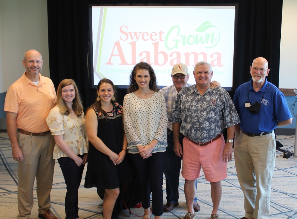 The Alabama Association of RC&D Councils Recognized for Multiyear Partnership With Sweet Grown Alabama