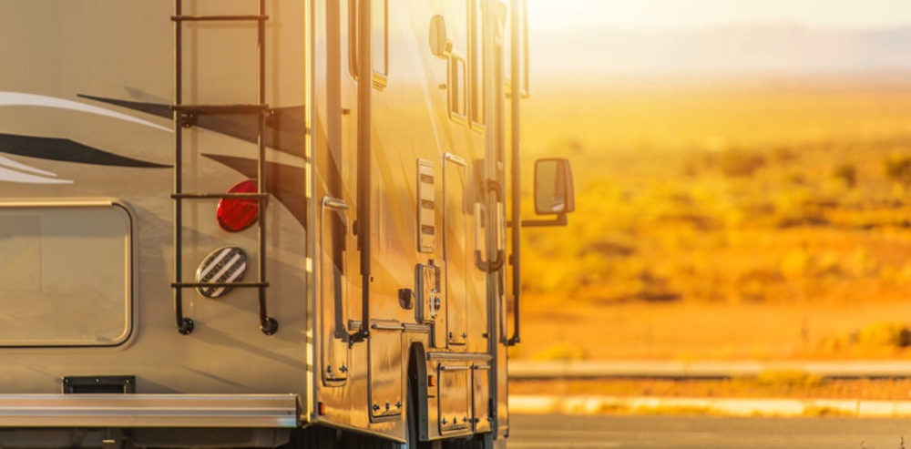 RV Needs Protection Too. A Polyurea Coating Can Help.