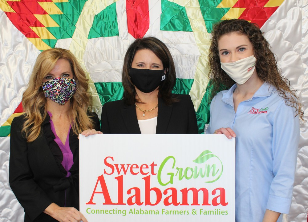The Poarch Band of Creek Indians Partner with Sweet Grown Alabama